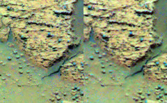 s-1P346036716EFFB0J3P2299L257regTvsatsqtr7x2 (hortonheardawho) Tags: santa opportunity mars meridiani color 3d saturated maria crack crater micro rim channel false 2454