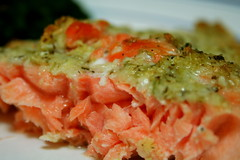 salmon, one of my 4hb recipes
