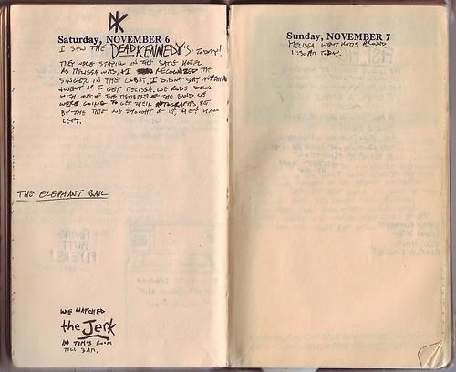 1954: November 6-7