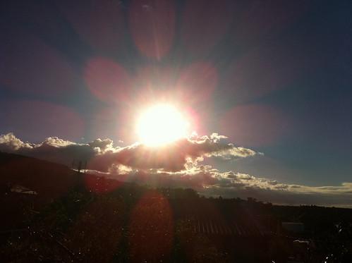 Últimos rayos de sol en 2010