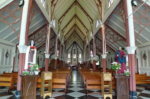 San Marcos Church - Arica, Chile