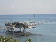 La Magia dei Trabocchi (albafucens) Tags: beach mare waterland trabocchi