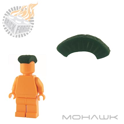 Mohawk - Dark Green