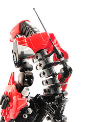 (-B-D-) Tags: red robot lego bionicle cog mech 2011