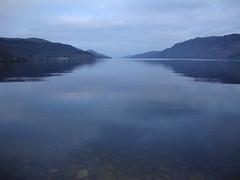 Loch Ness landscape