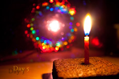 Day 5 - Happy b'day to me :) (cishore) Tags: india bokeh bday hyderabad nisha cishore kishore 2010 day05 jan5 project365 nagarigari kishorencom teamhws cakeipod