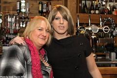 Susan & Michelle - Outskirts Christmas party, Eden Bar - 20101220_IMG_3954 (Sally Payne) Tags: christmas birmingham susan michelle transgender outskirts lores edenbar
