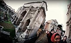 Tour Guide (mrusc96) Tags: italy rome roma italia via dei fori imperiali theforum juliusceasar forumromanumancientrome