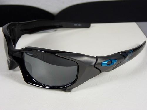13f691a174 Oakley Pit Boss™ Polished Black Gunmetal w Black Irid Polarized TRON Legacy  - Disney - a photo on Flickriver