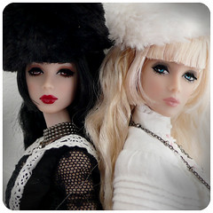 Nu.Fantasy Twins 033 (@carmen) Tags: code twins secret yuri kumi misaki integritytoys nufantasy
