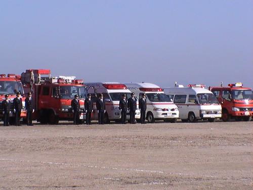 消防出初式 2011 大竹市晴海公園 21