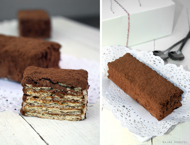 The brun cake