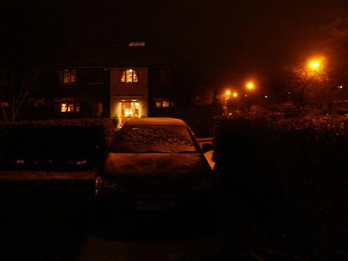 Snow in November