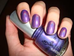 LOL - China Glaze (Flenturion) Tags: lol esmalte chinaglaze hologrfico