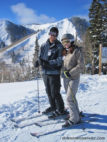 Canyons Ski Resort in Park City, UT