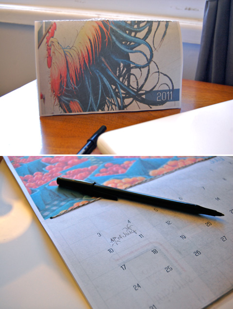 2011 calendar planner free download