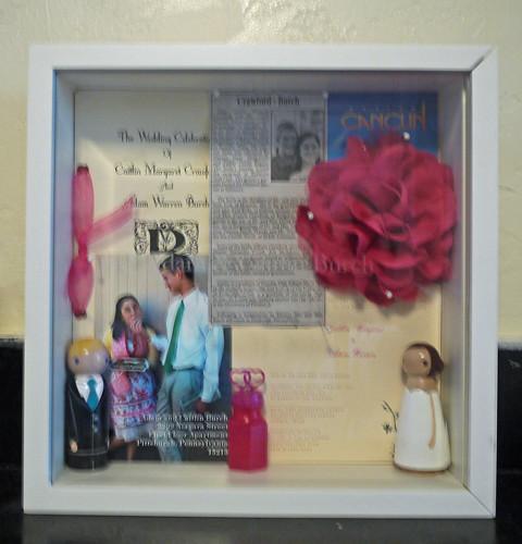 Wedding Display Box