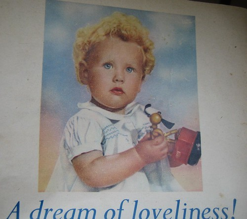 a dream of loveliness