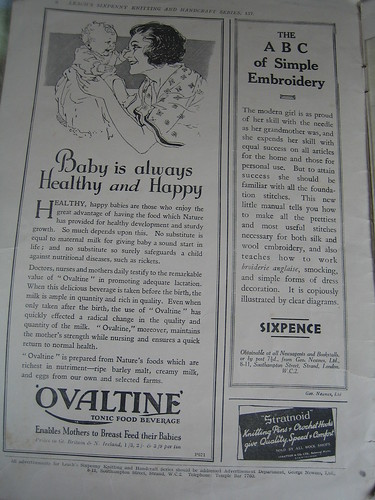 Ovaltine advert