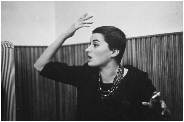 Silvana Mangano Gjon Mili 1960 Italia