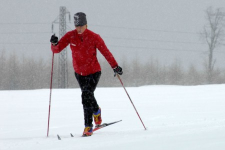 Trénink v chladu – můžeme snadněji onemocnět, ale i rychleji zhubnout