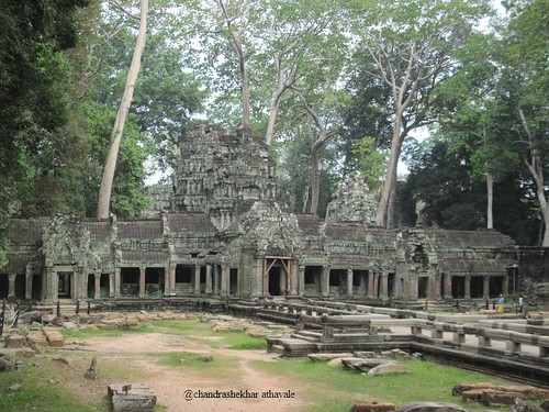 Ta prohm from west entrance