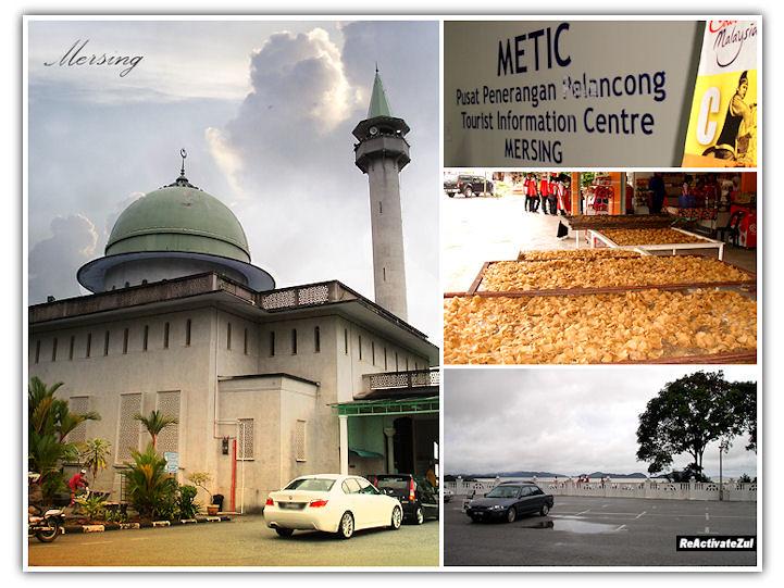 Masjid Mersing, METIC & Air Papan