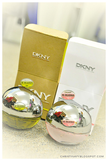 DKNY Be Delicious and Be Delicious Fresh Blossom