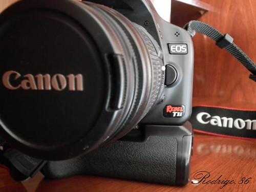 New Camera! - CANON T1i