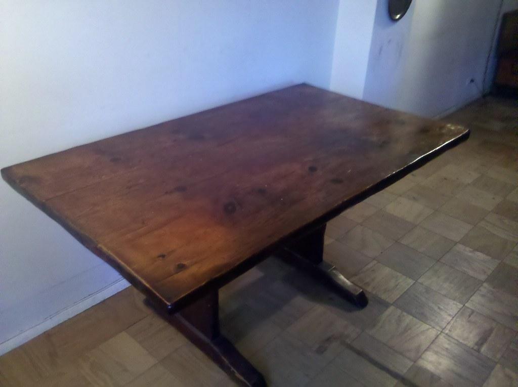 Vintage Pine Table (2)