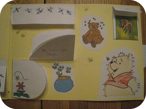 lapbook abeille 12
