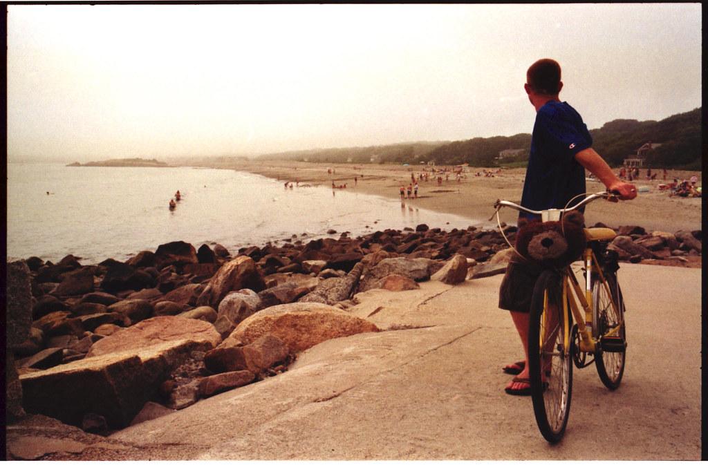 New England Bike Ride