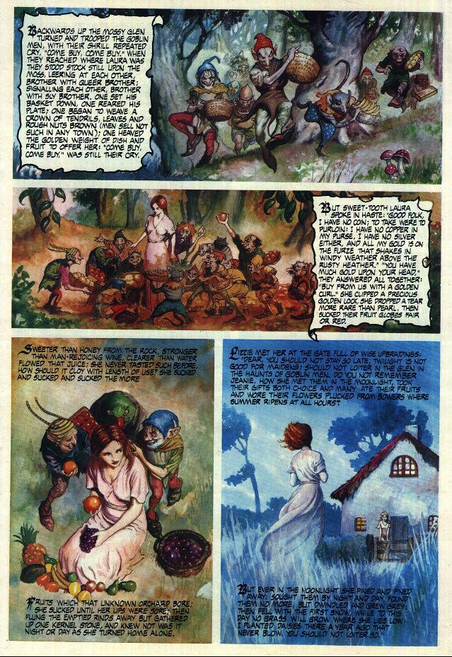 The Goblin Market (Novela grafica) 5365251362_449a3162a4_b