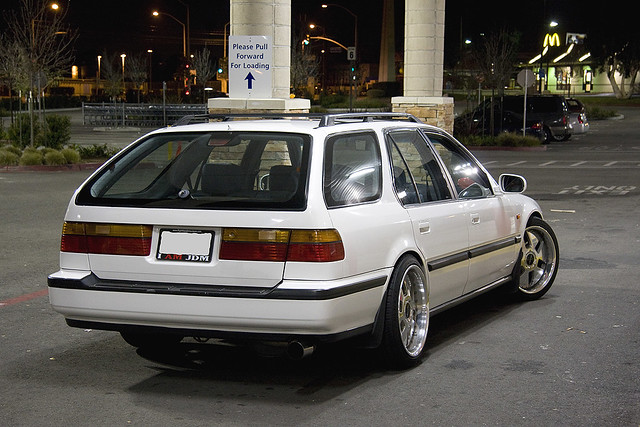 Cars For Sale Bay Area >> FS: 1991 Honda Accord Wagon with H22 - Unofficial Honda FIT Forums