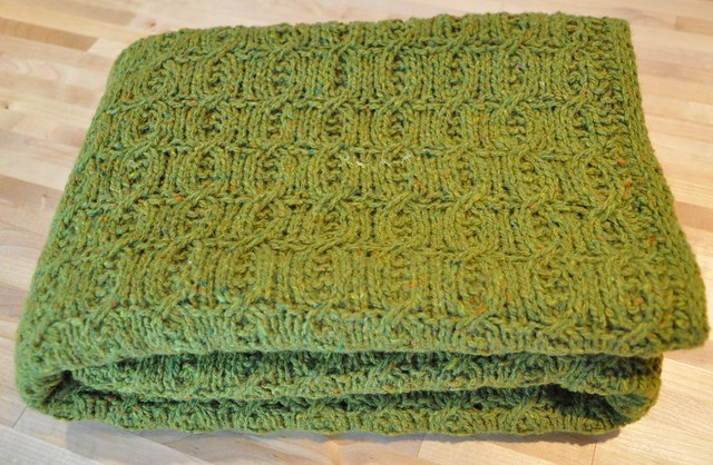 Surrounded blanket done- 40x37-9