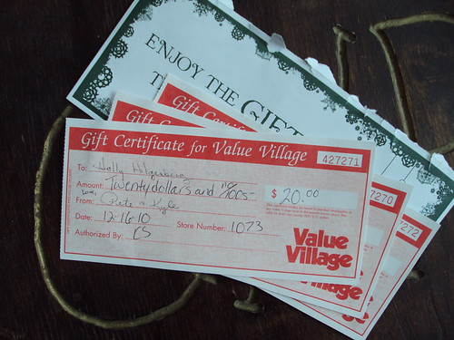 Savers Gift Certificates