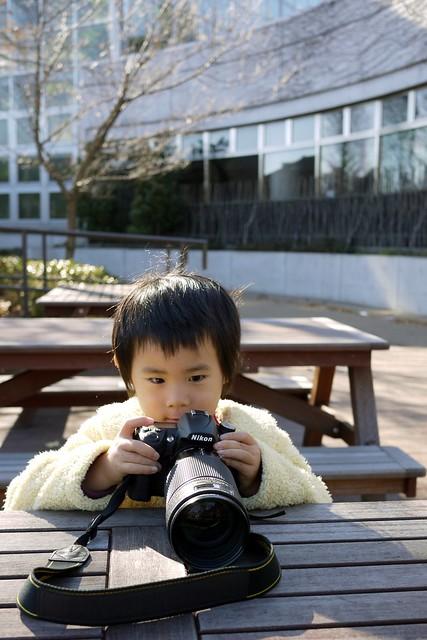 写真家志望