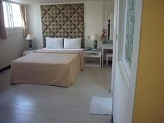 雙人床房型@雅典商務旅館