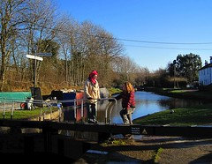 Bulbourne Junction, Grand Union Canal (Sn