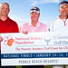 Team Westwood Country Club: (From left to right) Chris Burns, Stephen Tucker, Brad Turnelle