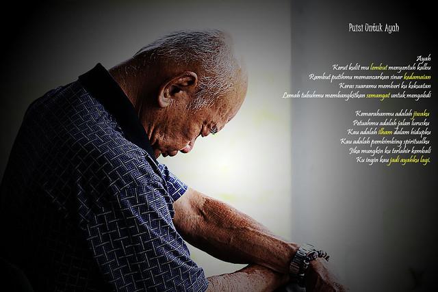 Puisi Untuk Ayah