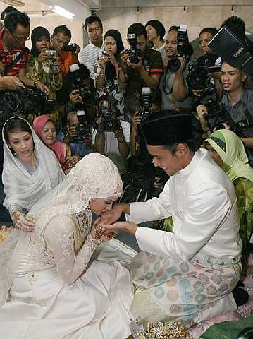 ayu raudhah kahwin