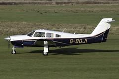 G-BOJI - 1979 build Piper Cherokee Arrow IV