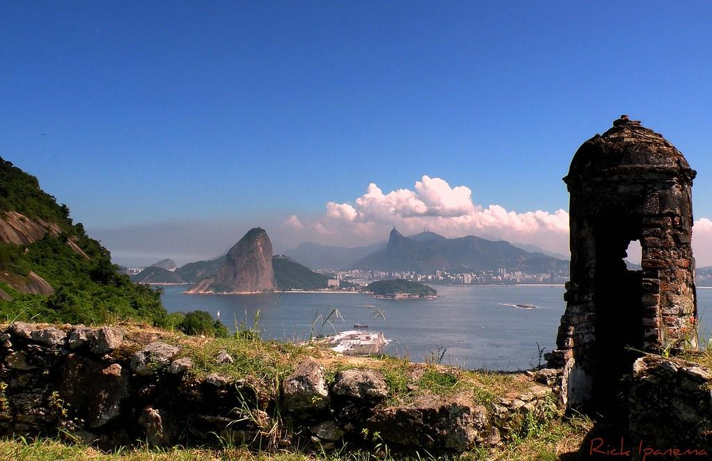 Forte Săo Luiz - Rio de Janeiro