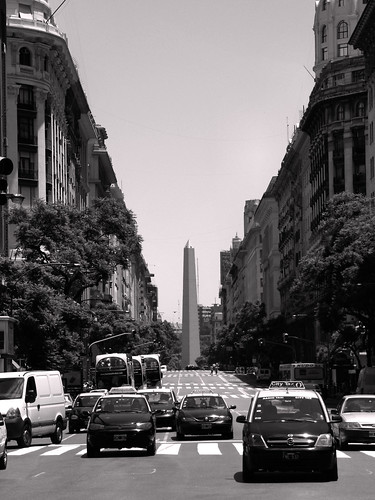 The Obelisk | El Obelisco, Buenos Aires, Argentina by katiemetz, on Flickr