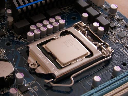 Processor Installed