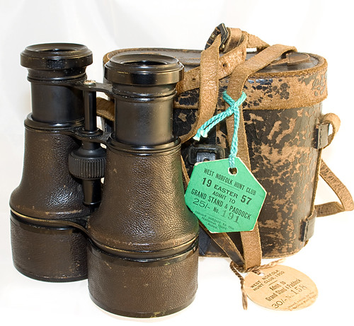 A pair of Norfolk Broads Binoculars