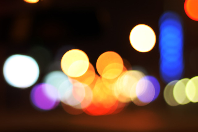 Day 233 - Home Bokeh