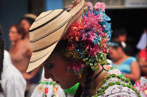 Sombrero y belleza