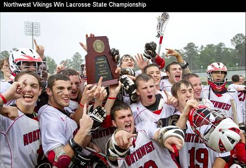 Northwest Guilford Boys Lacrosse State Championship